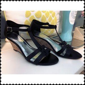 Ralph Lauren Ankle Strap Sandals.